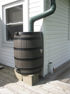 The Rain Barrel