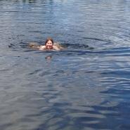 A Refreshing Dip