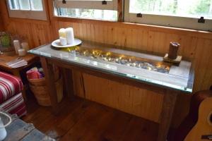 The Treasure Table